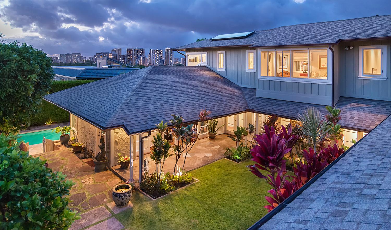 Extraordinary Hawaii Home Diamond Head Hideaway
