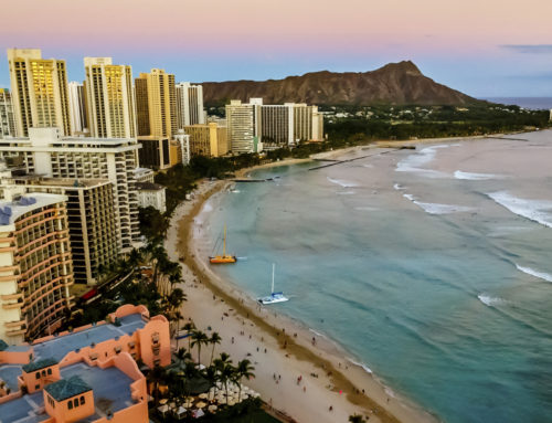2016 AREAA Global and Luxury Summit Comes to Waikiki