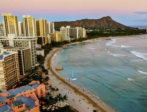 2016 AREAA Global and Luxury Summit Comes to Waikiki
