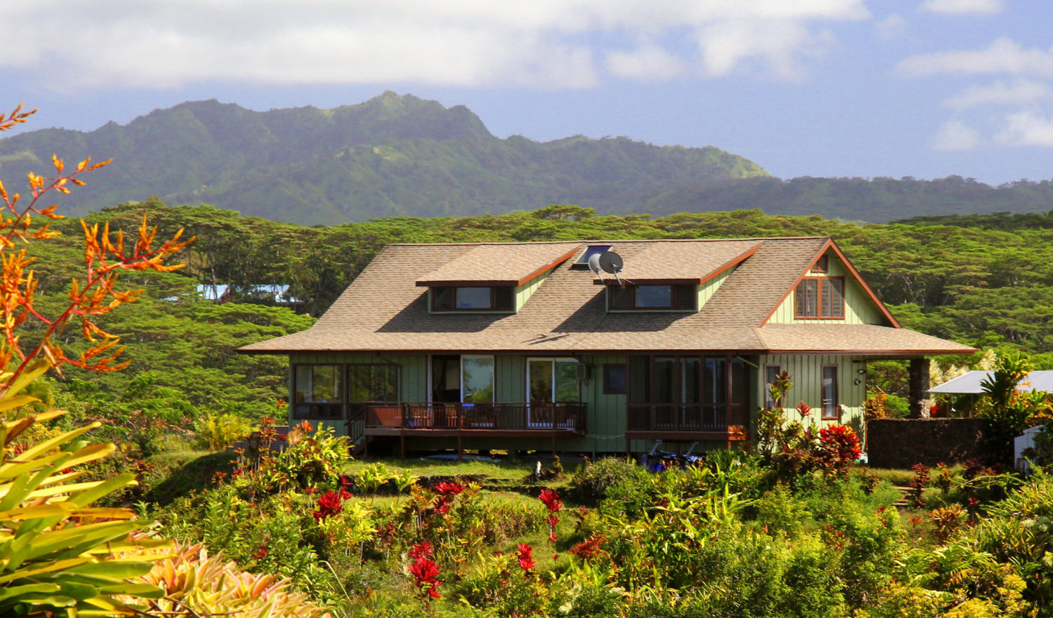 A home on Kauai