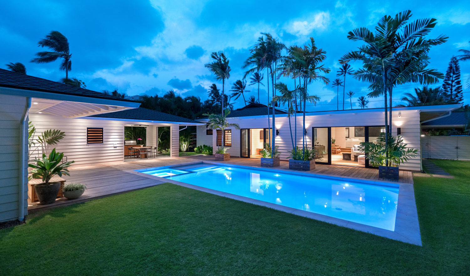 Living Hawaiian Style Achieving Pacific Island Ambience In