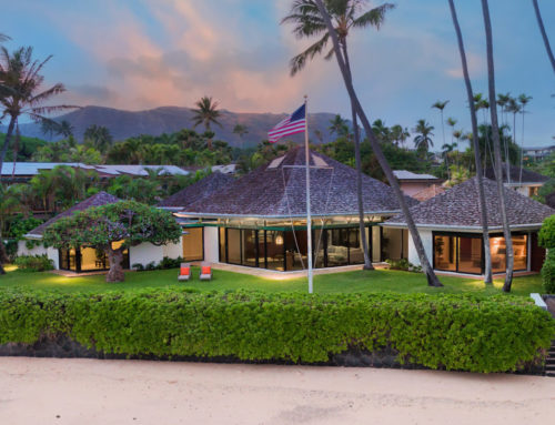 Extraordinary Hawaii Home: Coveted Island Treasure in Honolulu