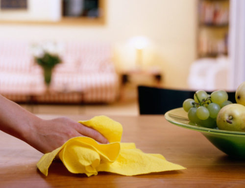 New Year's Resolutions: Tips for Creating Better Home Cleaning Habits
