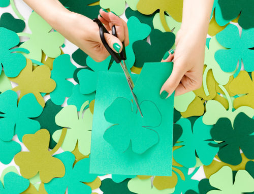 Seven Lucky St. Patrick's Day Craft Ideas for National Craft Month