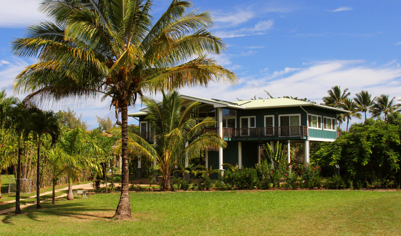A Kauai home