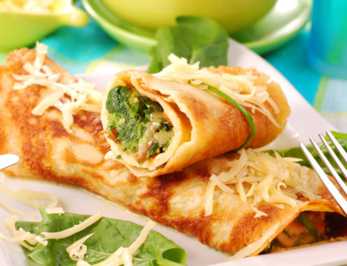 Recipe of the Month: Five Scrumptious and Savory Crepe Recipes