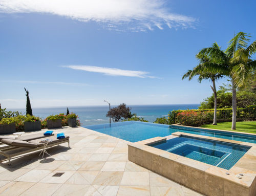 Pool Envy: Ocean View Dip in Honolulu