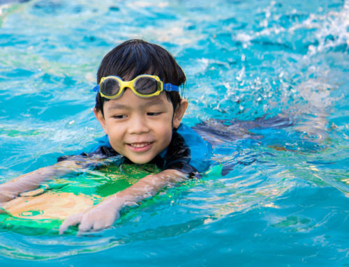 Pool Fun for Swim a Lap Day
