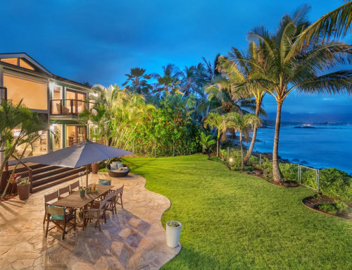 Extraordinary Hawaii Home: Chic Island Escape in Haleiwa