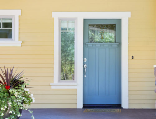 Make a Great First Impression With One of These Front Door Colors