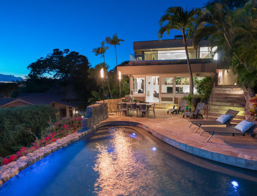 Extraordinary Hawaii Home: Contemporary Island Villa in Honolulu