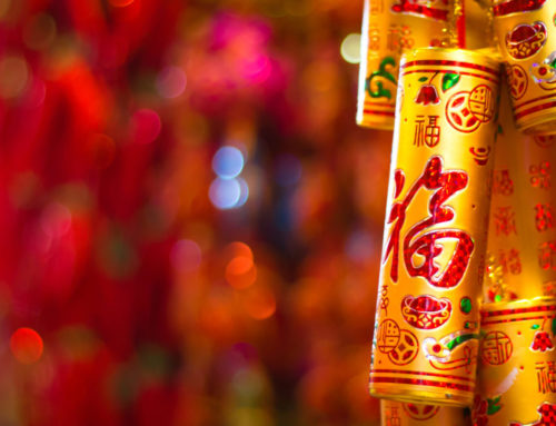 Light the Firecrackers for Chinese New Year on Oahu