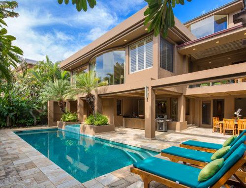 Luxury Living on Diamond Head Beachside