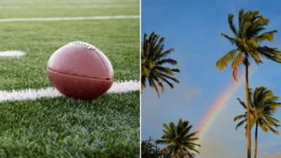 University of Hawai'i Football Season